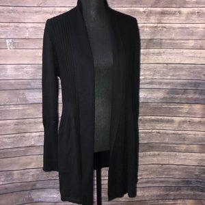 August Silk cardigan